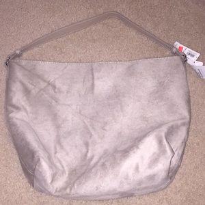 Tan hobo purse